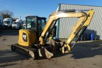 CAT 305E 2 TRACKED DIGGER